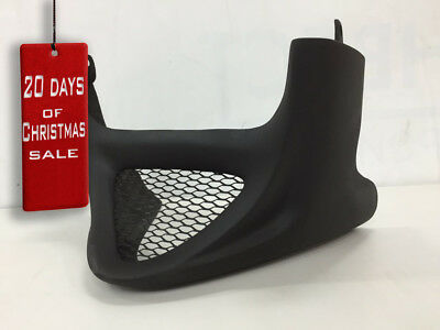 Lower fairing Boulevard M109r Belly Pan Chin Spoiler Radiator Cowl ABS plastic