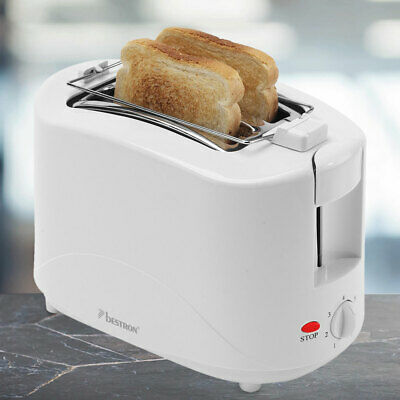 2 slices toaster crumb tray bread roll top kitchens sandwich roaster white new