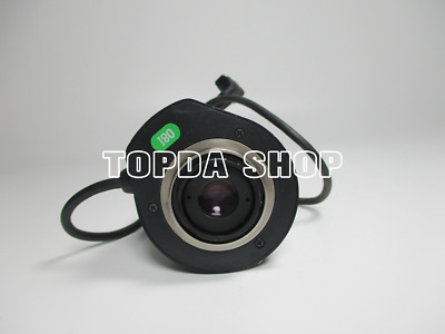 1PC Computar HG3Z4512FCS-IR 4.5-12.5mm Zoom induced IR industrial camera lens#SS