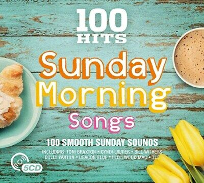 100 Hits: Sunday Morning Songs - Various Artists (Box Set) [CD]