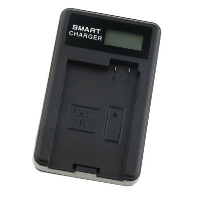 Camera Battery Charger for Canon LP-E8 EOS 550D 600D 700D Kiss X4 X5 X6i X7i