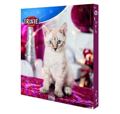 Trixie Advent Calendar for Cats Best New Free Shipping UK