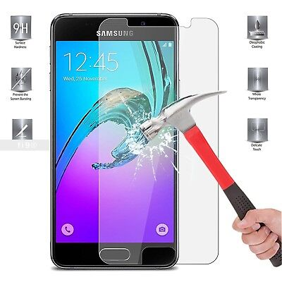 Tempered Glass Film Screen Protector for Samsung Galaxy A5 2017 A520F Mobile