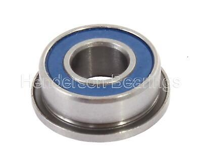 SF686-2RS Stainless Steel Flanged Ball Bearing 6x13x5mm