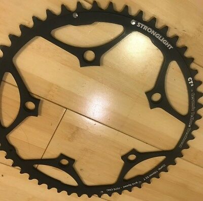 NEW Stronglight CT2 Ceramic-Teflon Chainring //// 22T 9//10 Speed 64mm BCD