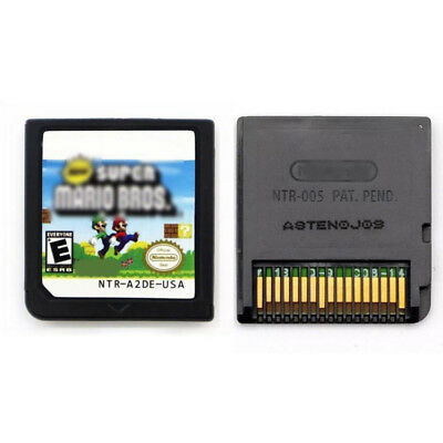 New Super Mario Bros Version GAME Card for Nintendo DS DS 3DS NDS NDSI