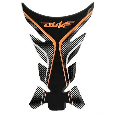 Motorcycle Oil Tank Pad Sticker Decals Protector For KTM Duke 125 200 390 690