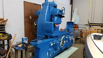 "Mattison Surface Grinder 12"" x 36"""