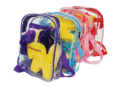 kids Grooming kit Bag - with grooming brushs In 5 Colours sale to clear