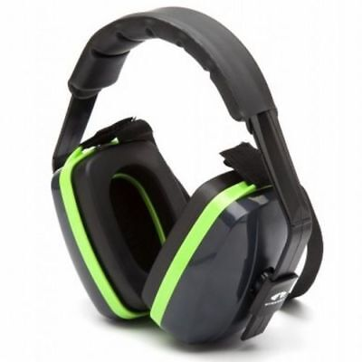 Pyramex PM1010 Noise Blocking, Multi-Positioning Ear Muffs