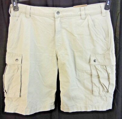 c7906e7792 CARHARTT MEN'S RUGGED Cargo Donley Short Relaxed Fit Dark Khaki 32 X ...