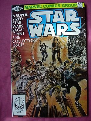 Star Wars: Super Size Issue #50 August 1981 Marvel Comics USA cents copy VFN