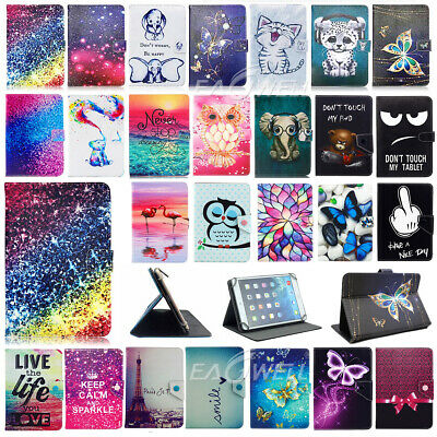 For Samsung Galaxy Tab 3 Tab E Lite 7.0 7 inch Tablet Universal PU Case Cover