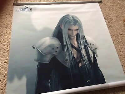 Final Fantasy Sephiroth WallScroll #3