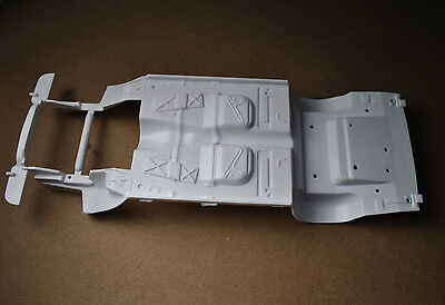 Revell 1/25 1957 Ford Fairlane Chassis - One Total Part!