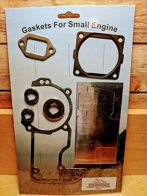 QUALITY HYWAY GASKET SET WITH SEALS STIHL 066 MS650 MS660 1122 007 1053