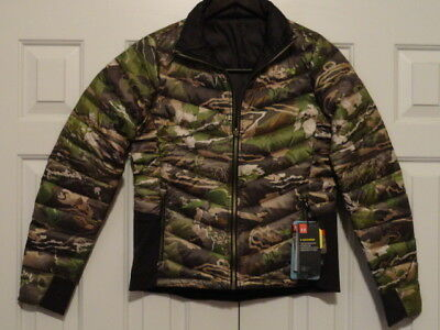 16b1544b6665d Womens UNDER ARMOUR UA COLDGEAR EXTREME REVERSE HUNTING JACKET FOREST CAMO