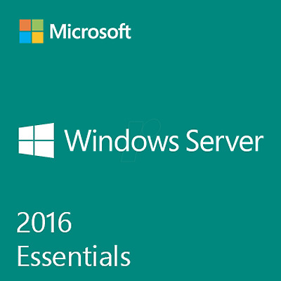 Windows Server 2016 Essentials 64-bit License