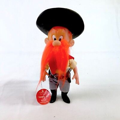 Yosemite Sam 1968 R Dakin Warner Brothers Looney Tunes Vintage Original Hang Tag