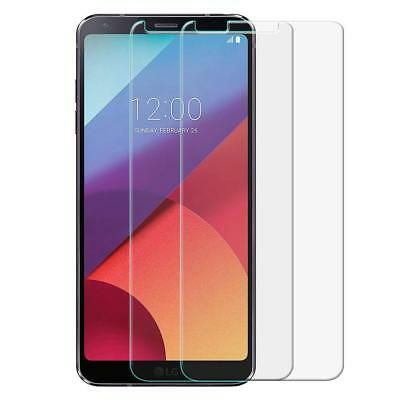 2x Tempered Glass Screen Protector Film Guard LCD Protector for LG G6