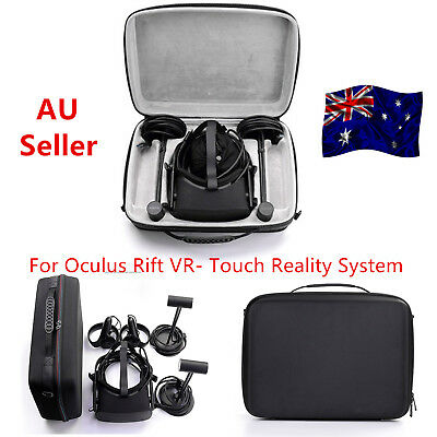 Waterproof Travel Storage Case for Oculus Rift VRTouch Virtual Reality System AU