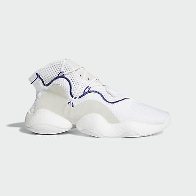 competitive price 0eb85 aab1e Adidas Crazy BYW LVL I CQ0992 Mens basketball Shoes WhiteBrown Real