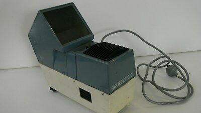 Vintage Cabin 900A Combined Slide Projector Viewer.