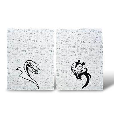 Nightmare Before Christmas Zero & Scary Teddy Dish Towel 2-Pack