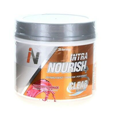 Interval Nutrition Intra Nourish Plus All Natural Energy, Endurance, and Workout