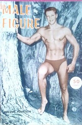 The male figure gay interest Magazine issue 14