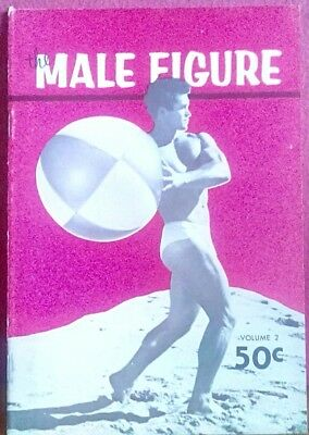 The male figure gay interest Magazine issue 2