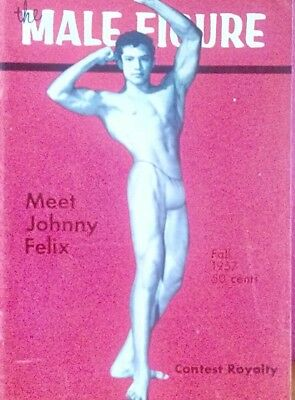 The male figure gay interest Magazine Fall 1957