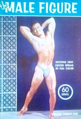The male figure gay interest Magazine issue 25