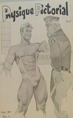 Physique Pictorial Volume 15 number 1965 gay interest Magazine