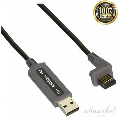 NEW mitutoyo USB input tool / ABS-CD 06 AFM 380 C USB-ITN-C genuine from JAPAN