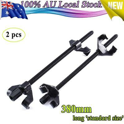 2x Coil Spring Compressor Clamp Car Truck Auto Shock Absorbers Repair Tool Set