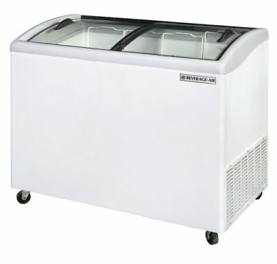 """Philly water ice 43"""" Slanted-Top  Display Freezer"""