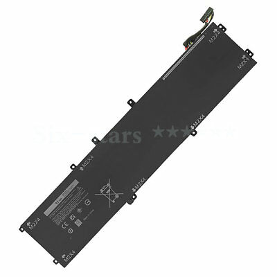 97Wh Battery for Dell 5510 XPS 15 9550 9560 6GTPY 5XJ28 5510 5520 M5510 H5H20