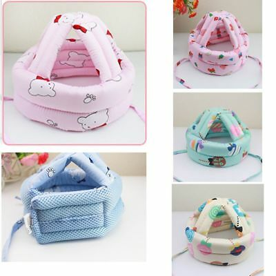 Infant Baby Toddler Safety Helmet Head Protection Hat Protect Walking Crawling