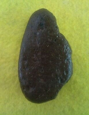 A personal figurine.Paleolithic.Suitable for palm rest.From Golan Heights Israel