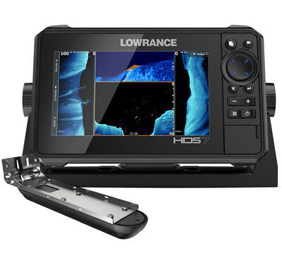 Lowrance ECO GPS HDS-7 LIVE ROW Active Imaging 3-in-1 000-14419-001 #62120223