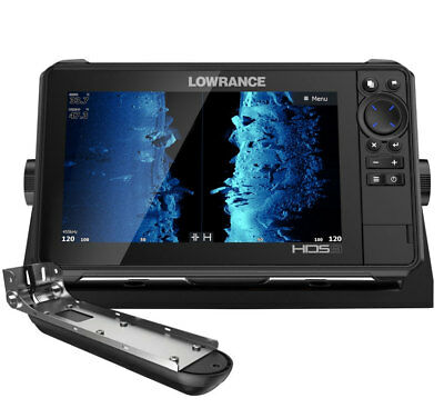 Lowrance ECO GPS HDS-9 LIVE ROW Active Imaging 3-in-1 000-14425-001 #62120225