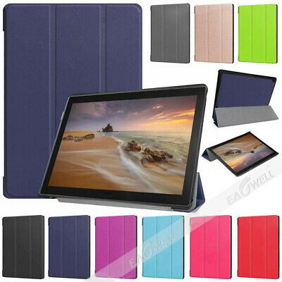 AU For Lenovo Tab E7 7-inch Tablet (TB-7104F) 2018 Slim Leather Smart Cover Case