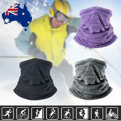 Unisex Bike Motorcycle Ski Snow Sport Neck Gaiter Winter Warm Warmer Face Mask
