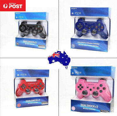 1/2PCS 7 Color PS3 Controller Sony Wireless Controller PS3 Playstation 3 AU