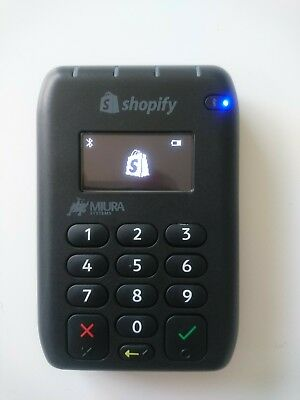 Shopify Tap, Chip and Swipe Card Reader