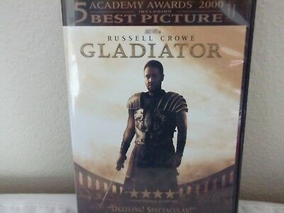 Gladiator (DVD, 2013) widescreen edition