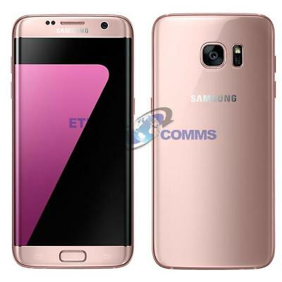 New Samsung Galaxy S7 Edge G935 Dummy Display Phone - Rose Gold - Uk Seller