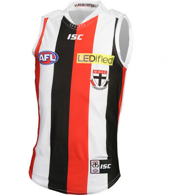 St Kilda Football Club 2015 Afl Mens Clash Guernsey New With Tags