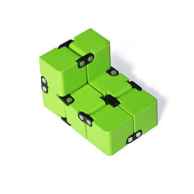 Mini Infinity Cube For Stress Relief Fidget Anti Anxiety Stress Funny Toy Gifts